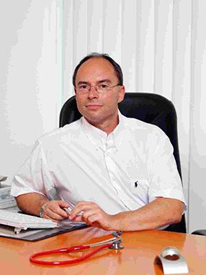 Dieter GolkowskiAllgemeinmedizin